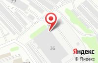Схема проезда до компании Время чистоты в Иваново