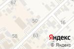 Схема проезда до компании Фаэтон, ЧУ ДПО в Новокубанске