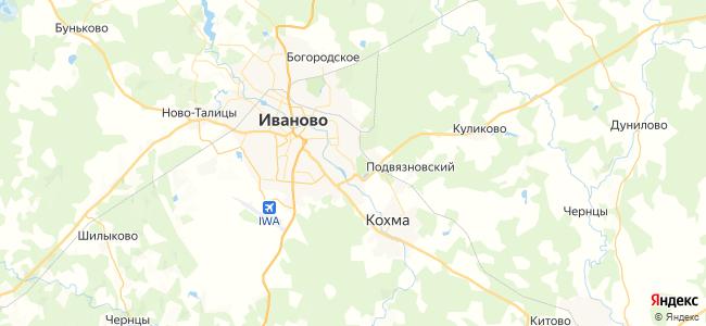115 автобус в Иваново