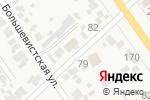 Схема проезда до компании Тепловое хозяйство, МУП в Новокубанске