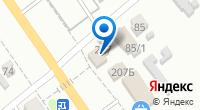 Компания Автокросс на карте