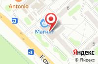 Схема проезда до компании Ателье по пошиву и ремонту одежды в Иваново