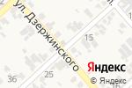 Схема проезда до компании Наш в Новокубанске