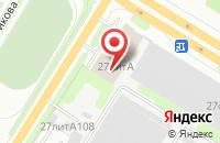 Схема проезда до компании СТАРОБАНЬКА в Иваново