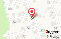 Схема проезда до компании Хэппи Кид в Кочедыково