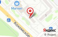 Схема проезда до компании Премиум Дент в Иваново