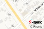 Схема проезда до компании Сантехгаз в Новокубанске