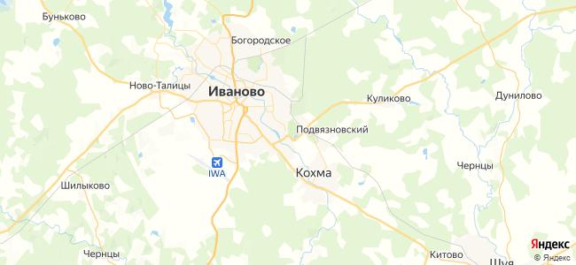 150 автобус в Иваново