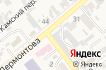 Схема проезда до компании Окна Вашему Дому в Новокубанске
