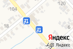 Схема проезда до компании Ковчег в Новокубанске