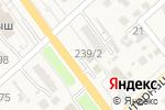 Схема проезда до компании Катрин в Новокубанске