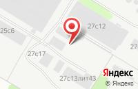 Схема проезда до компании metallocras в Иваново