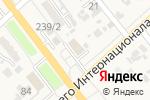 Схема проезда до компании Рыболов в Новокубанске