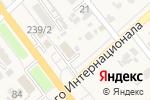 Схема проезда до компании ЮКАС в Новокубанске
