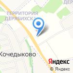 Газпромнефть на карте Кохмы