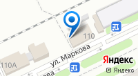 Компания ЮКАС на карте
