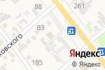 Схема проезда до компании Южная зерновая компания в Новокубанске