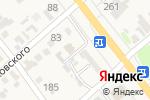 Схема проезда до компании Bella Vita в Новокубанске