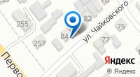 Компания Продуктовый магазин на ул. Чайковского на карте