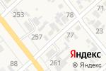 Схема проезда до компании Продуктовый магазин в Новокубанске