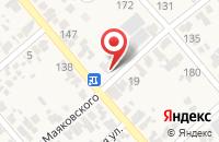 Схема проезда до компании Магазин пиломатериалов и крепежных изделий в Новокубанске