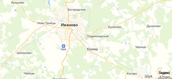 114 автобус в Иваново