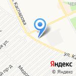 КБ Кубань кредит на карте Армавира