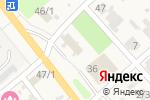 Схема проезда до компании Магазин товаров для праздников в Новокубанске