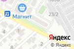 Схема проезда до компании Пивной бочонок в Армавире