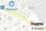 Схема проезда до компании Автопарковка в Армавире