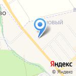 Мастерская по ремонту обуви на карте Кохмы