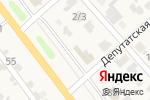 Схема проезда до компании Автомойка в Новокубанске