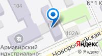 Компания АИСТ на карте