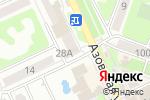 Схема проезда до компании Славянка в Армавире