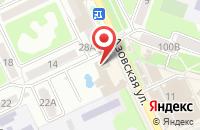 Схема проезда до компании Фрау Марта в Михалково