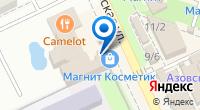 Компания Фрейя на карте