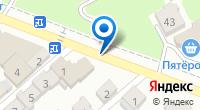 Компания Испытатель на карте