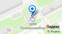 Компания ЗИМ Точмашприбор на карте