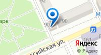 Компания Газпроммежрегионгаз на карте
