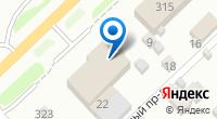 Компания Газсервис на карте