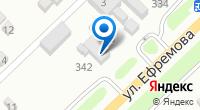 Компания РегионЗапчасть на карте