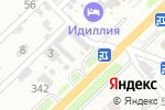 Схема проезда до компании Магазин мебельных тканей в Армавире