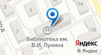 Компания Библиотека им. В.И. Лунина на карте
