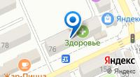 Компания Салон-мастерская на карте