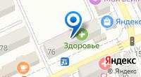 Компания Кокетка на карте