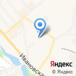 СМУ-1 на карте Кохмы