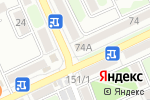 Схема проезда до компании Банкомат, НБ Траст, ПАО в Армавире