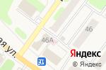 Схема проезда до компании Парикмахерская в Кохме