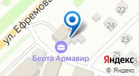 Компания Берта на карте