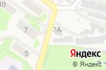 Схема проезда до компании Ева в Кохме
